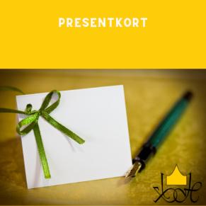Presentkort - Presentkort 500kr