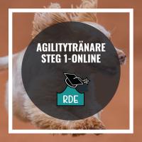 Agilitytränare Steg 1-Online