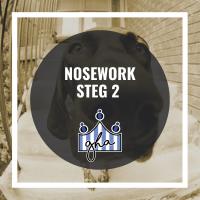 Nosework-steg 2