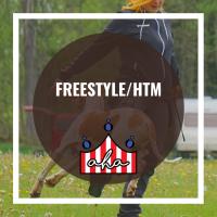 Freestyle/HtM på Alingsås Hundarena