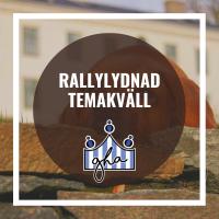 Rallylydnad-Temakväll på Göteborgs Hundarena