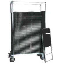 Smart stol på vagn 50 styck