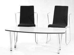 Trio bord med Panze III