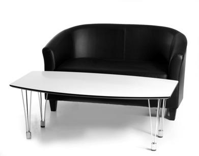 Bordet Ekan med Trio ben