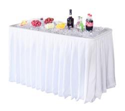 Ice Table med kjol