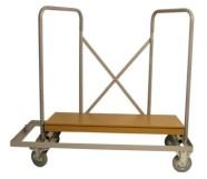 Vagn Willys för 10 bord