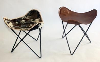 Triangel Kossa och Läder