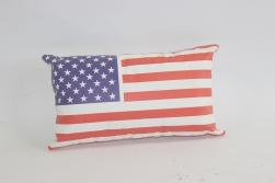 Kudde USA flagga