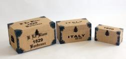 Box x 3