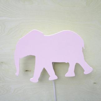 * Rosa Elefant