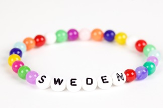 Armband - SWEDEN