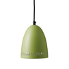 Mini Dynamo Pendant - Mini Dynamo Matt Apple Green