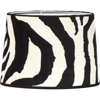 Lampskärm Zebra 25cm