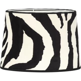 Lampskärm Zebra 30cm