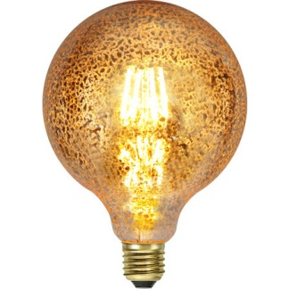 Decoration LED Gold 125mm