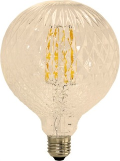 Elegance LED Chrystal Gold