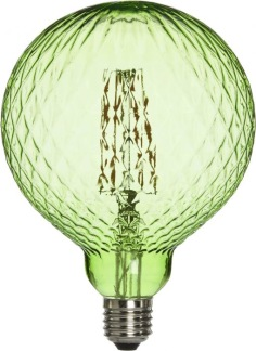 Elegance Chrystal LED Green