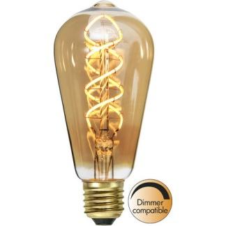 Decoration LED Spiral Amber
