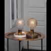 Decoration LED Räfflad Amber