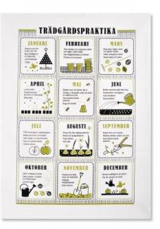 Tea Towel Trädgårdspraktika