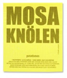 Disktrasa Mosa Knölen
