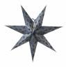Silvia blå/silver 60cm