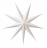 Vintergatan 118cm vit