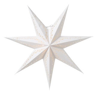 Vintergatan 60cm vit