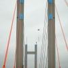 Arbete på Tjörnbron