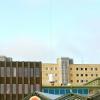 Montering av fläktanordningar på Solna Centrum