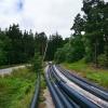 Transport av otympliga rörsektioner