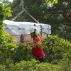 Transport av byggmaterial. Foto: Lisa Berlin, Tidningen Skärgården