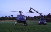 Helikopterlyft stockholm