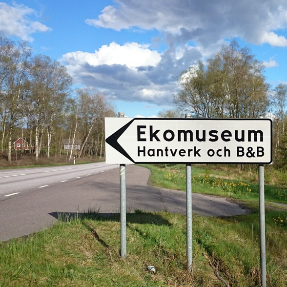 ekomuseum , b&B , Gällared nära Ullared, Ljusverkstan, hantverk
