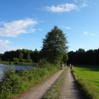 markväg vid ån Ätran