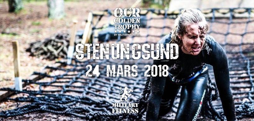 OCR Golden Trophy Stenungsund