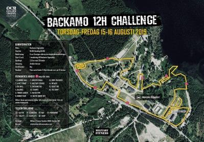 Bankarta Backamo 12H Challenge 2019
