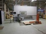 Inbyggnad av maskin för bullerdämpning åt Edsbyverken