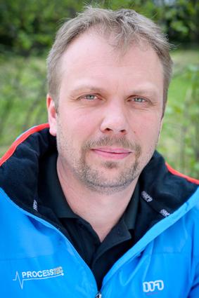 Jens Johansson Sälj och projektering.