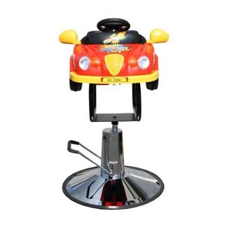 Barnklippstol Racer - Barn 2-5 år - Barnklippstol Racer röd