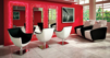 Frisörstol Rialto färgval - Made in Europe