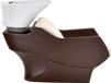 Schamponering Technology valfritt med Massage, färgval, Made in Europe