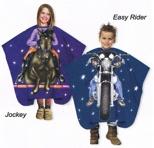 Barnkappa -  Jockey med häst