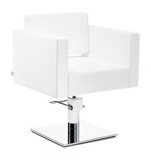 Luxus Kundstol Ellen färgval - Made in Europe - Luxus Kundstol Ellen i vit