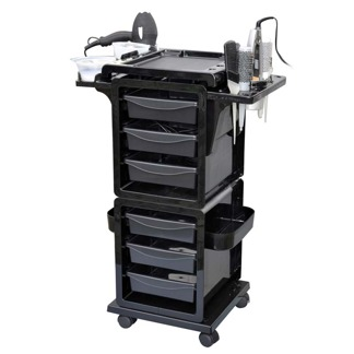 Arbetsvagn Modus svart Made in Italy - HNC Arbetsvagn Modus olor  SVART