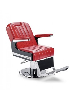 Barber Chair Luxus Elvis färgval - Made in Europa - Barber Chair Luxus Elvis