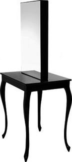 Styling Unit Madame Royal svart eller vit - Styling Madame Royal svart glansig