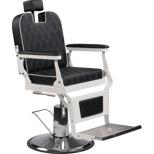 Barber Chair London svart eller brun Made in Europa