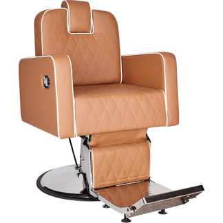 Barber Chair Holland flera färga Made in Europe - Barberastol Holland