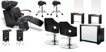 Salong Neo för 2 kunder